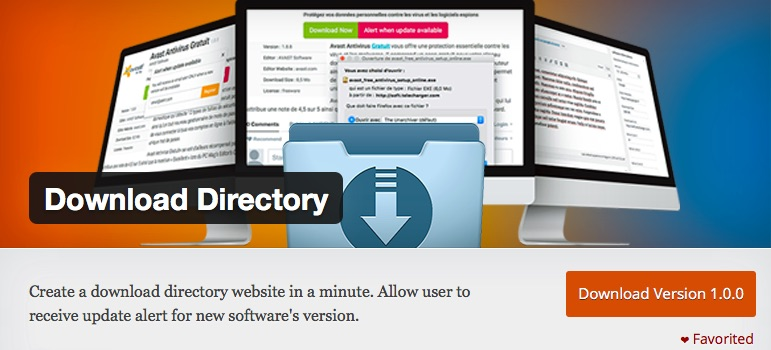 download directory